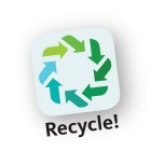 recycle icoon